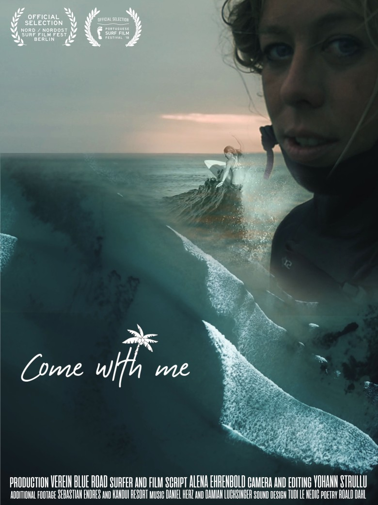 Come with me Affiche A4