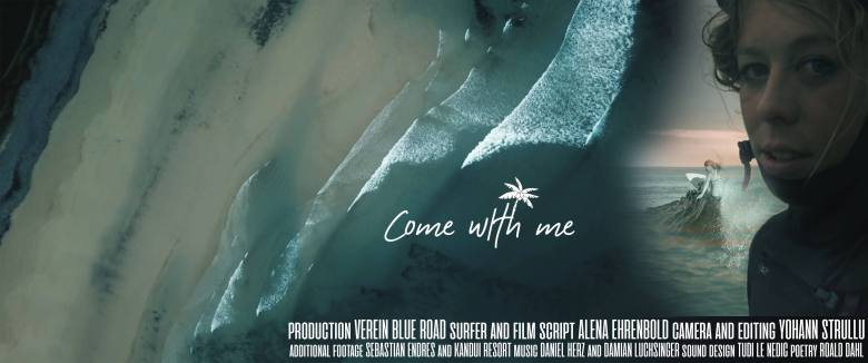 poster horizontal come with me 2018_all rights reserved by Verein Blue Road