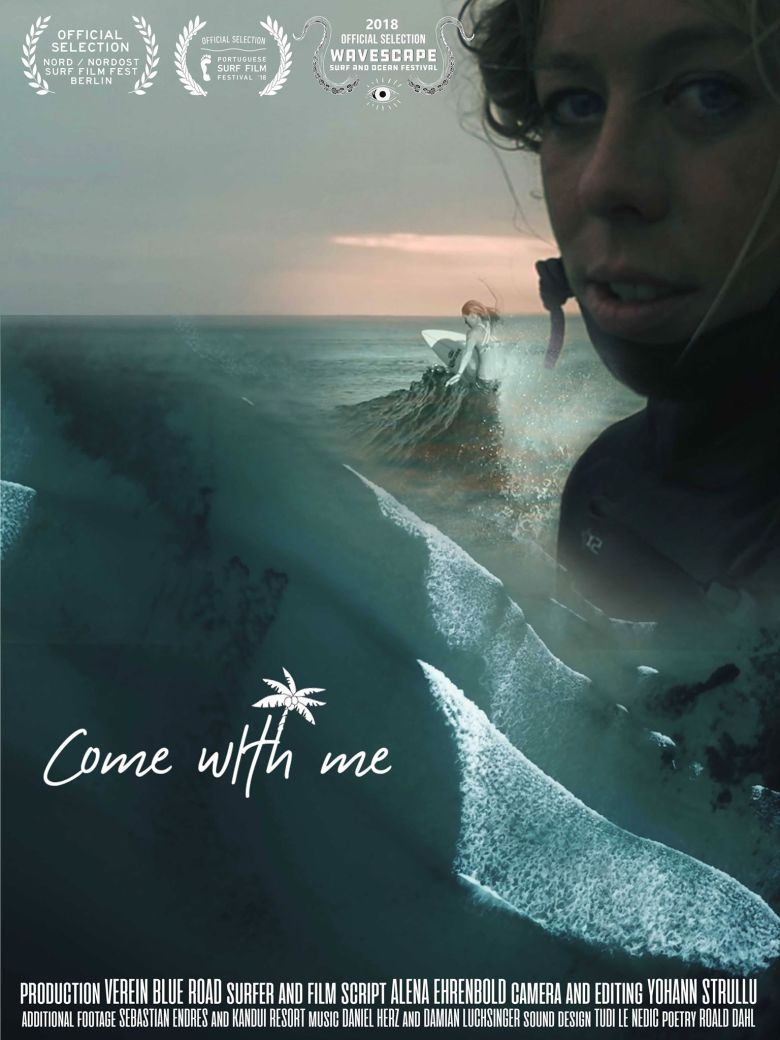poster come with me 2018_new_all rights reserved by Verein Blue Road